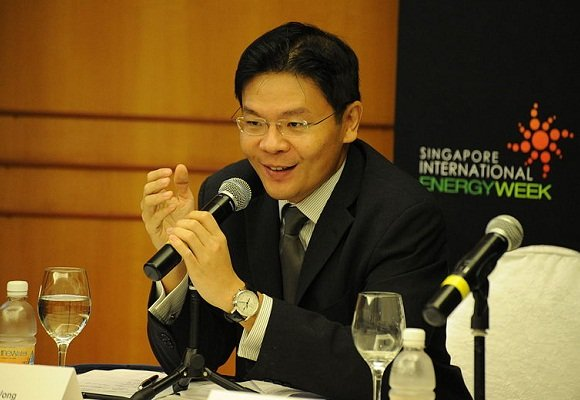 Lawrence Wong, former Chief Executive of the Energy Market Authority