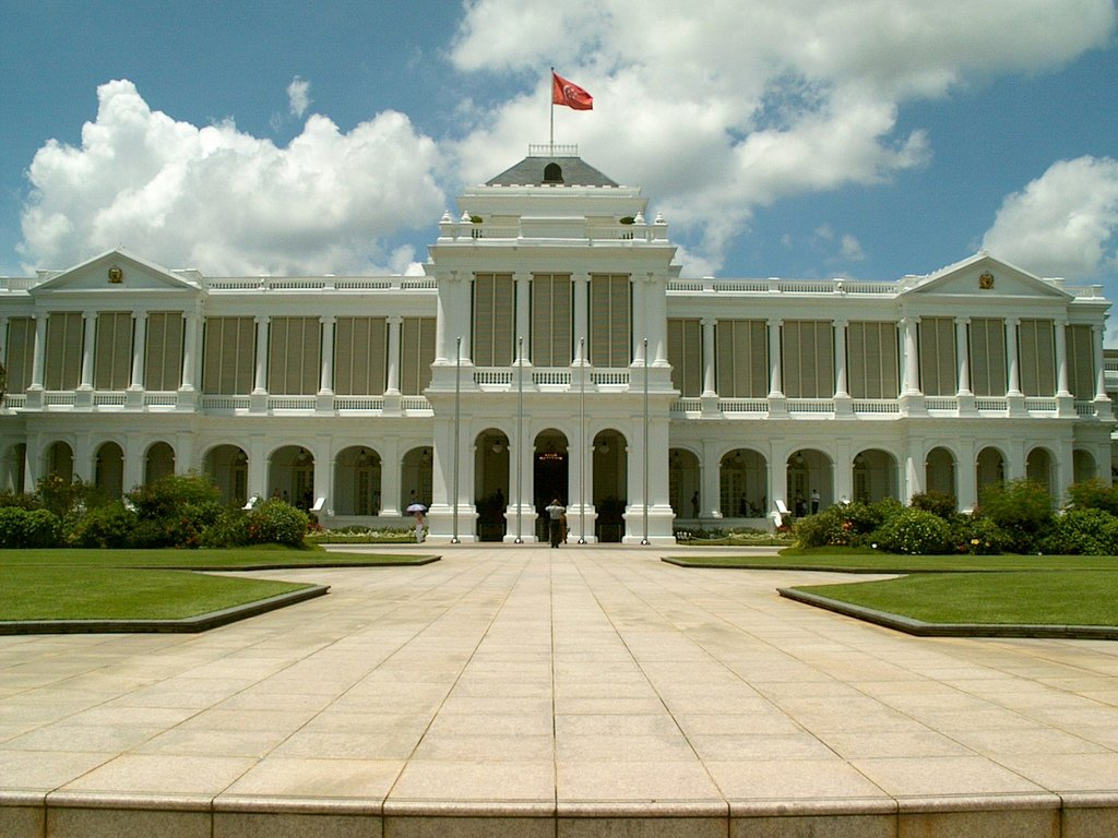 Istana, the Presidential Palace